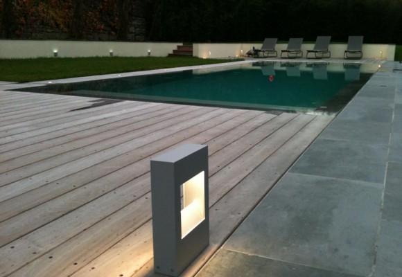 Nouveau chez Kyrnos Piscines : les piscines miroir !